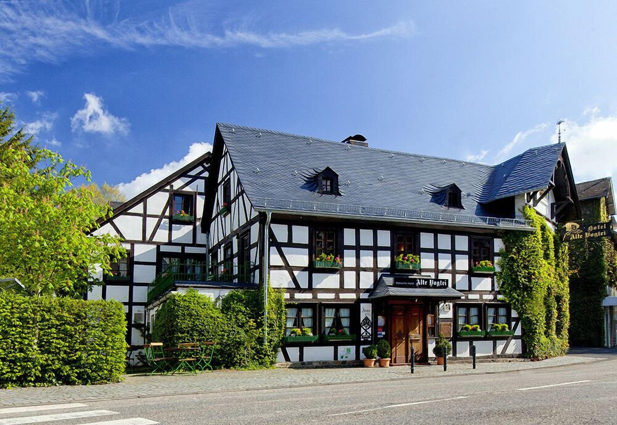 Romantik Hotel Alte Vogtei, Altenkirchen (Westerwald)