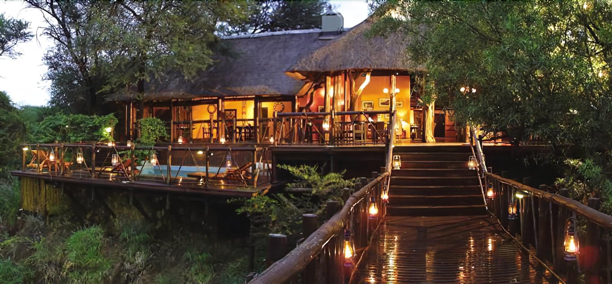 Madikwe River Lodge, Ngaka Modiri Molema
