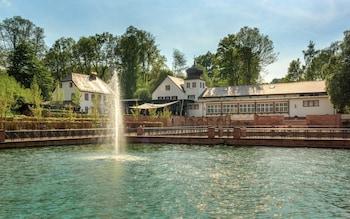 法薩奈瑞蘭德城堡浪漫飯店 Romantik Hotel Landschloss Fasanerie