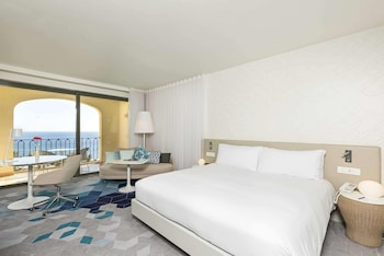 Executive Room, 1 King Bed, Sea View
