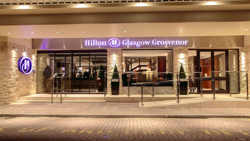 Hilton Glasgow Grosvenor Hotel