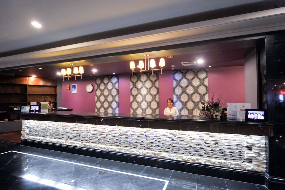 로얄 오키드 괌 호텔(Royal Orchid Guam Hotel) Hotel Image 3 - Reception
