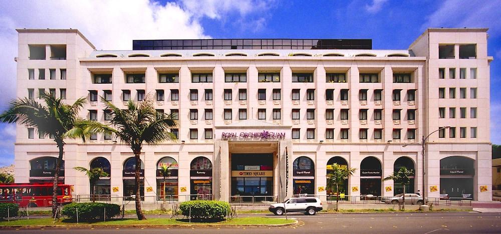 로얄 오키드 괌 호텔(Royal Orchid Guam Hotel) Hotel Image 56 - Exterior