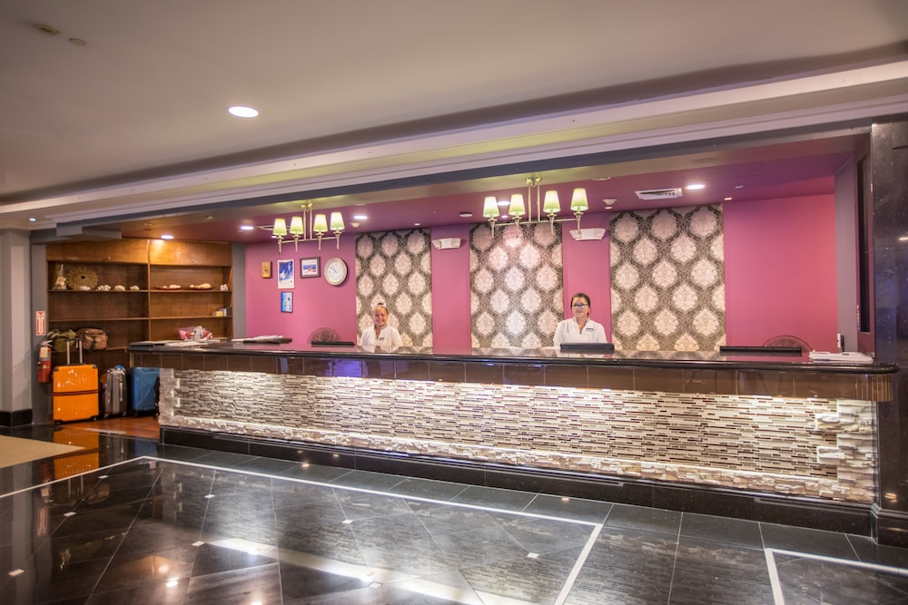 로얄 오키드 괌 호텔(Royal Orchid Guam Hotel) Hotel Image 4 - Reception