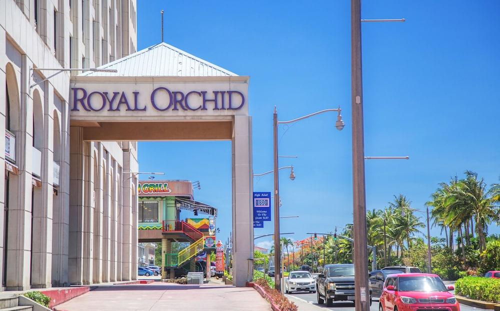 로얄 오키드 괌 호텔(Royal Orchid Guam Hotel) Hotel Image 54 - Hotel Entrance