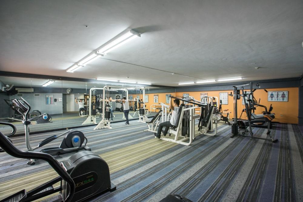 로얄 오키드 괌 호텔(Royal Orchid Guam Hotel) Hotel Image 36 - Gym