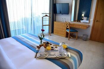 Luxury Çatı Katı Süiti (penthouse)