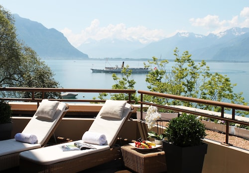 . Royal Plaza Montreux & Spa