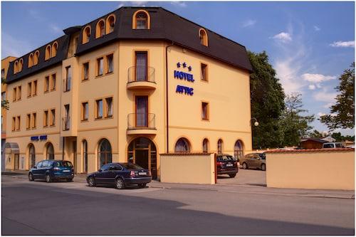 . Hotel Attic