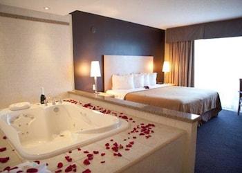 King Room, Hot Tub, 1 King Bed