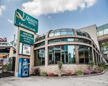 Hotel - Quality Hotel Fallsview Cascade