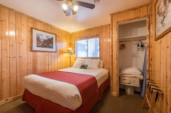 Cabin, 1 Queen Bed with Sofa bed