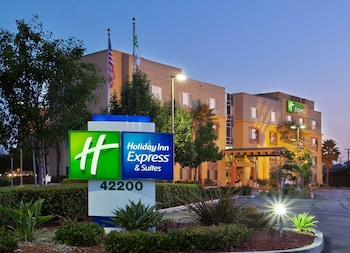 Hotel - Holiday Inn Express Fremont-Milpitas Central