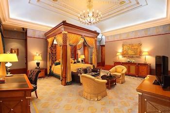 Presidential Süit, 2 Yatak Odası, Kişiye Özel Havuzlu