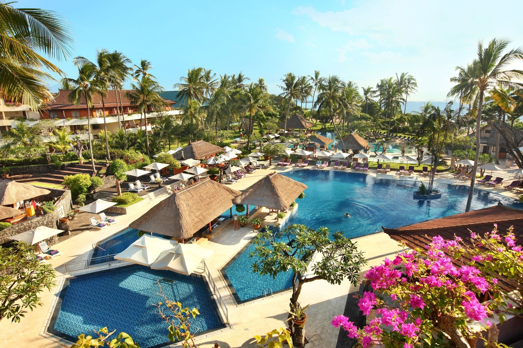 Nusa Dua Beach Hotel and Spa, Badung