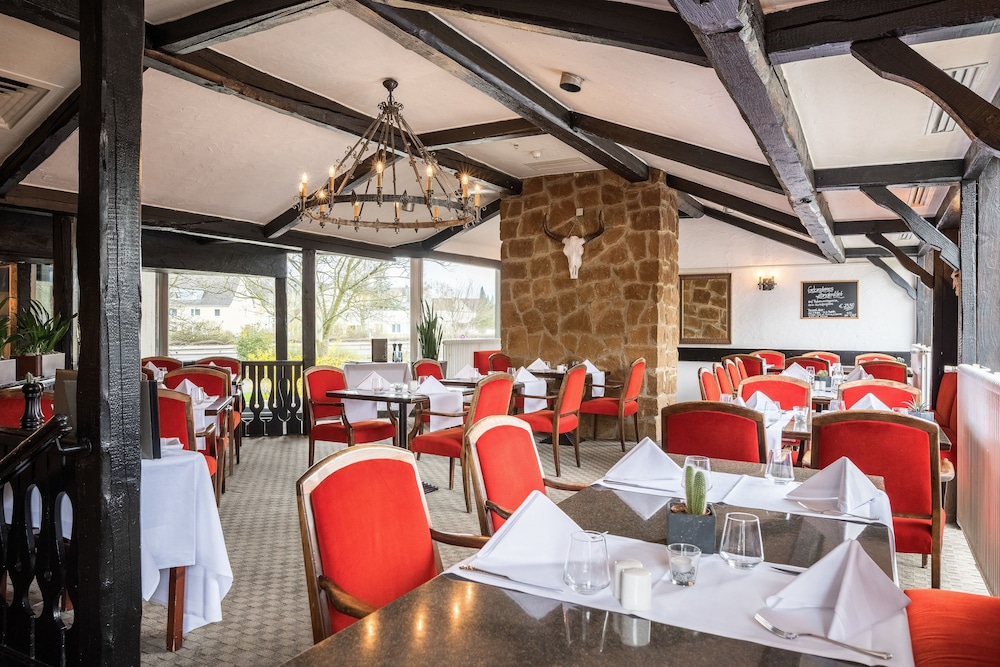베스트 웨스턴 레오소 호텔 레버쿠젠(Best Western Leoso Hotel Leverkusen) Hotel Image 39 - Restaurant
