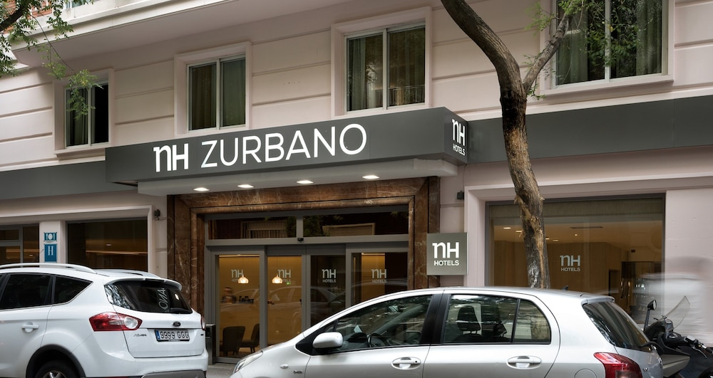 NH マドリッド ズルバノ