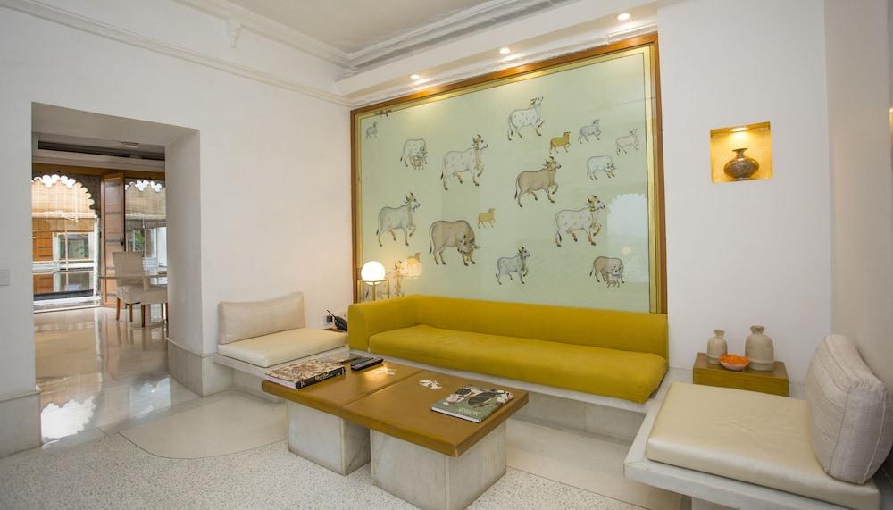 라스 데비가르(RAAS Devigarh) Hotel Image 24 - Guestroom