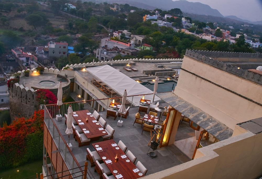 라스 데비가르(RAAS Devigarh) Hotel Image 36 - Restaurant