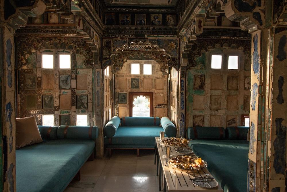 라스 데비가르(RAAS Devigarh) Hotel Image 70 - Hotel Interior