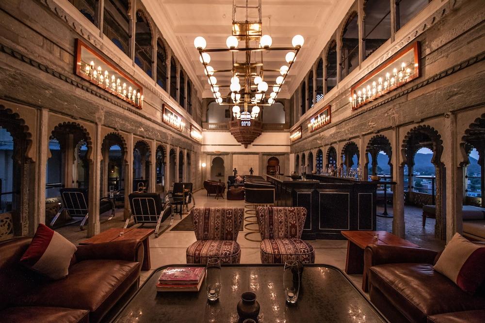 라스 데비가르(RAAS Devigarh) Hotel Image 68 - Hotel Bar