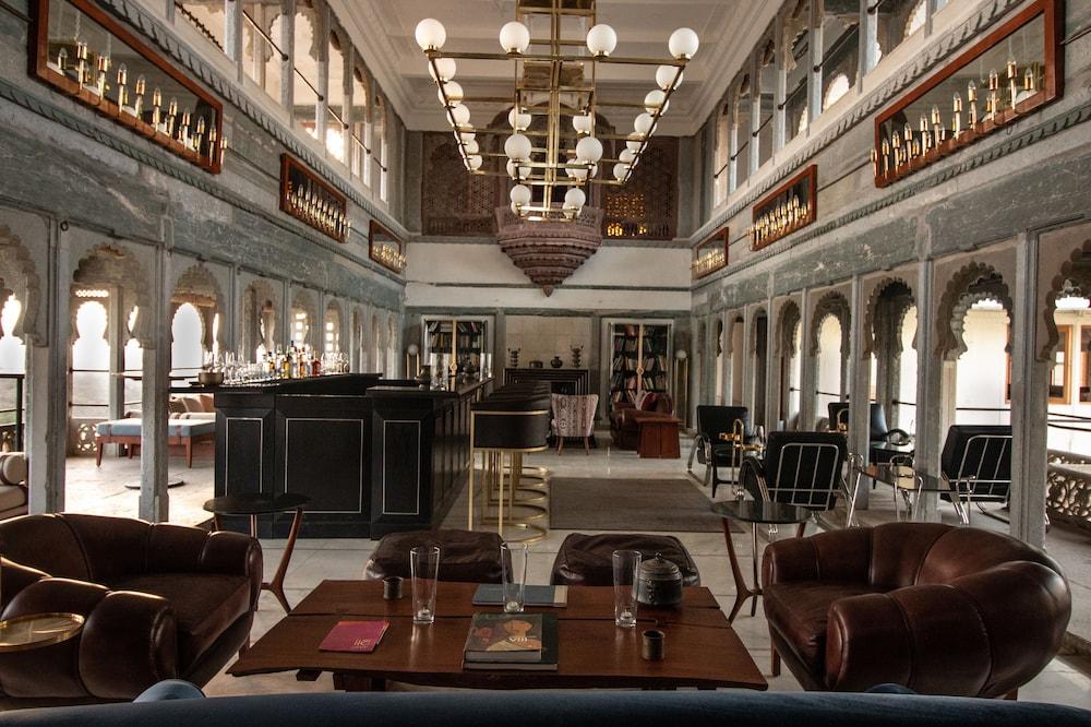 라스 데비가르(RAAS Devigarh) Hotel Image 67 - Hotel Bar