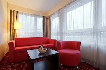南柏林市阿茲姆飯店 AZIMUT Hotel City South Berlin