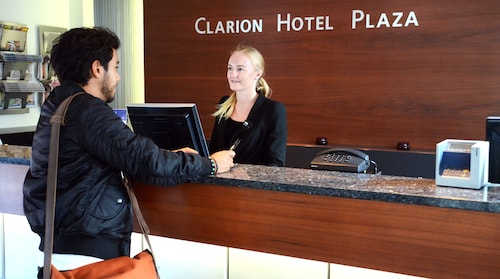 Clarion Collection Hotel Plaza, Karlstad