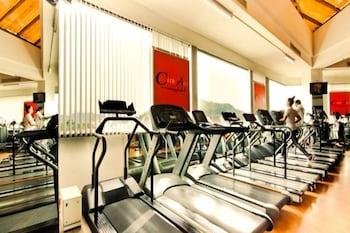 Royal Phuket City Hotel - Fitness Facility  - #0