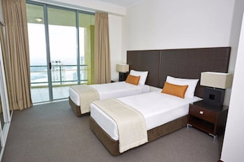 Guestroom at Mantra Sun City in Surfers Paradise