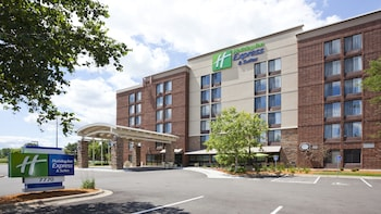布隆明頓明尼西阿波利斯機場區智選假日套房飯店 Holiday Inn Express & Suites Bloomington - MPLS Arpt Area W, an IHG Hotel