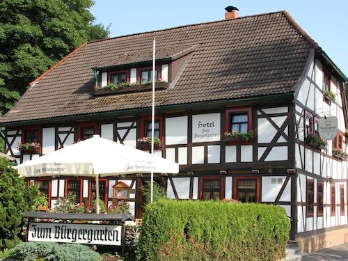 . Hotel Zum Bürgergarten