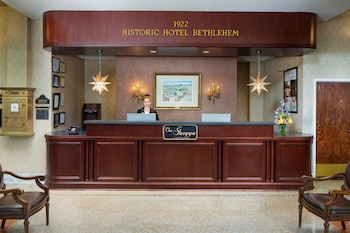 Hotel - Hotel Bethlehem, A Historic Hotel of America