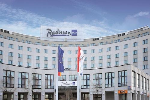 . Radisson Blu Hotel, Cottbus