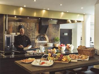 Radisson Blu Limfjord Hotel Aalborg - Breakfast Area  - #0