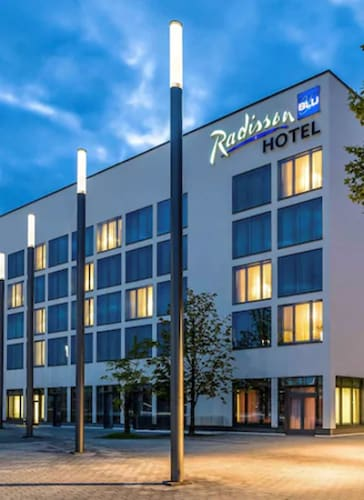 . Radisson Blu Hotel, Hannover