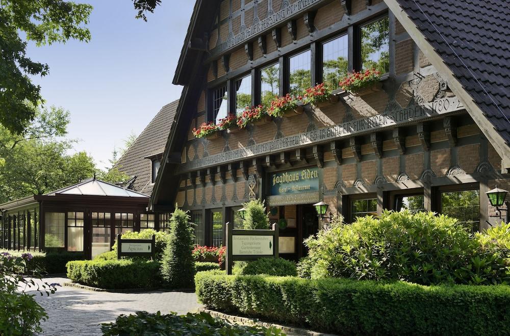 ロマンティック ホテル ヤークトハウス エイデン