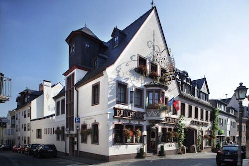 Central Hotel Ringhotel Rüdesheim, Rheingau-Taunus-Kreis