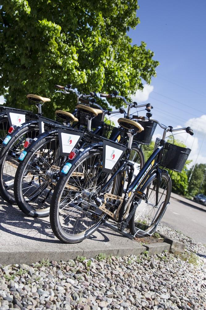 Bicycling