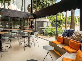 聖保羅巴哈豐達宜必思飯店 ibis São Paulo Barra Funda