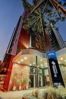 斯拉維耶羅精華庫里蒂巴購物飯店 Slaviero Essential Curitiba Shopping