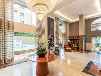聖保羅 JK 美居飯店 Mercure São Paulo JK