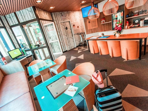 . ibis Styles Caen Centre Paul Doumer