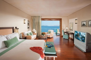 Deluxe Suite, Sea View