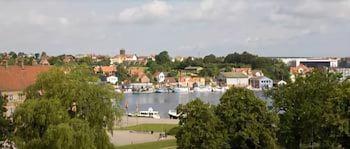 콤웰 쇤더보르그(Comwell Sønderborg) Hotel Image 1 - View from Hotel
