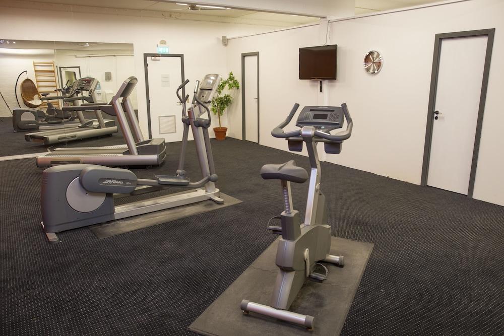 콤웰 쇤더보르그(Comwell Sønderborg) Hotel Image 16 - Fitness Facility