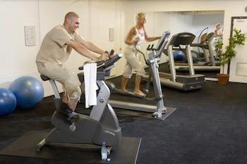 콤웰 쇤더보르그(Comwell Sønderborg) Hotel Image 15 - Fitness Facility