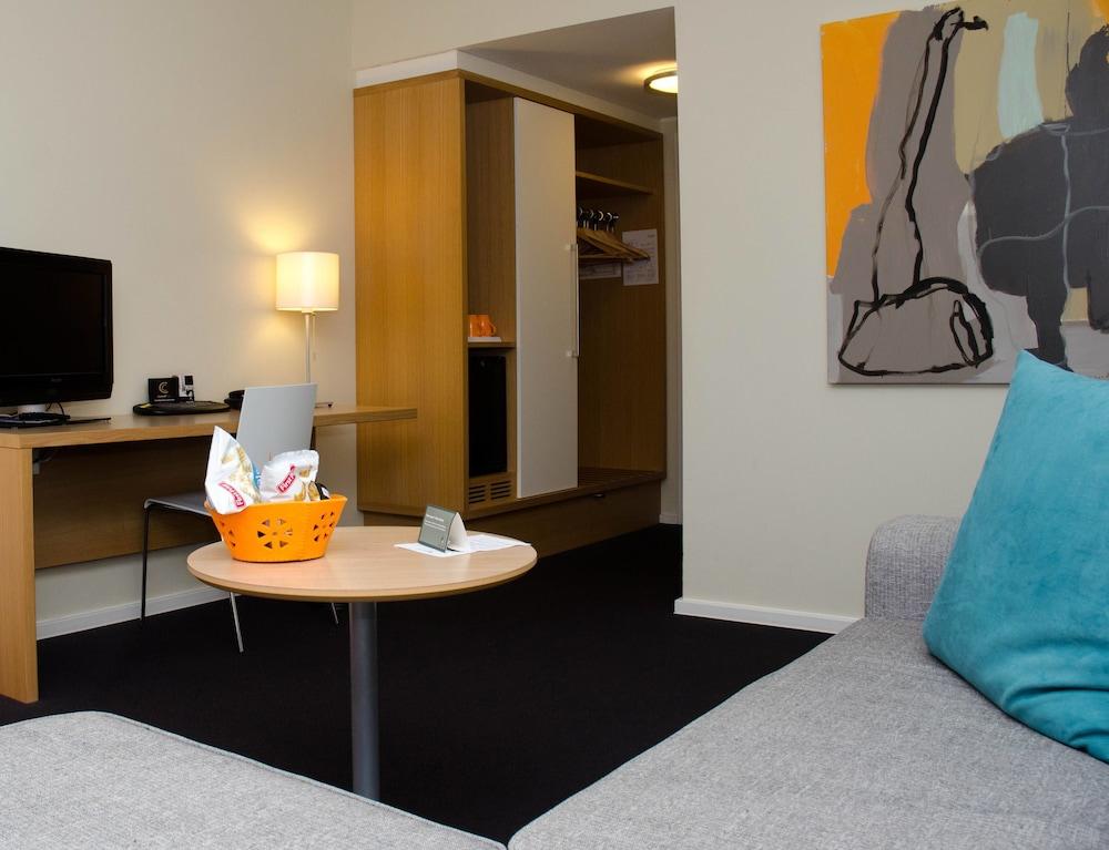 콤웰 쇤더보르그(Comwell Sønderborg) Hotel Image 8 - Living Area