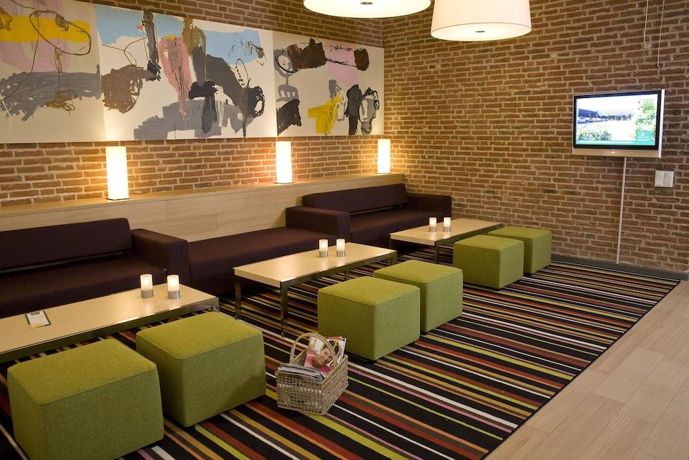 콤웰 쇤더보르그(Comwell Sønderborg) Hotel Image 23 - Hotel Lounge
