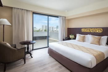 ツイン タワーズ ホテル
